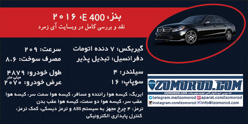 review-infography-benz-e400-2016