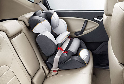 Description: Multi-direction Adjustable Front Seats
